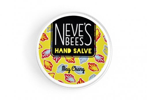 Neve's Bees May Chang Hand Salve - an excellent cream for dry hands