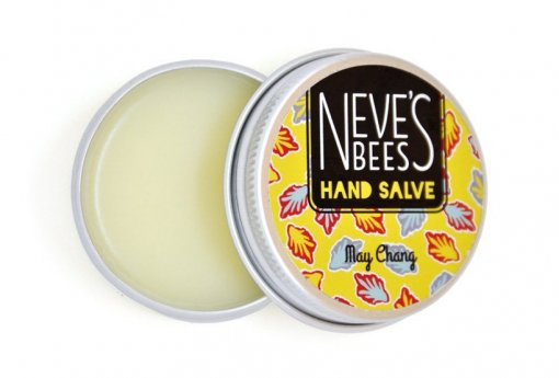 Neve's Bees May Chang Hand Salve - great for dry hands