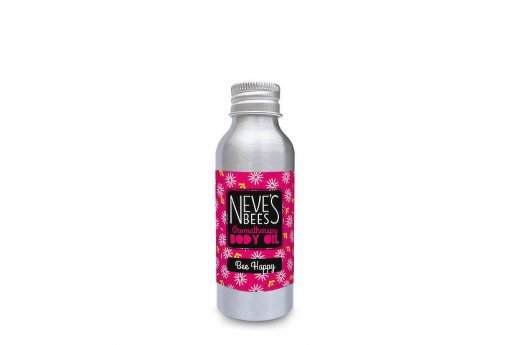 Bee Happy body oil from Neve's Bees. Refill pack
