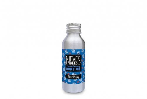 Bee Sleepy body oil from Neve's Bees. Refill pack