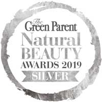 The Green Parent Natural Beauty Award 2019 Silver