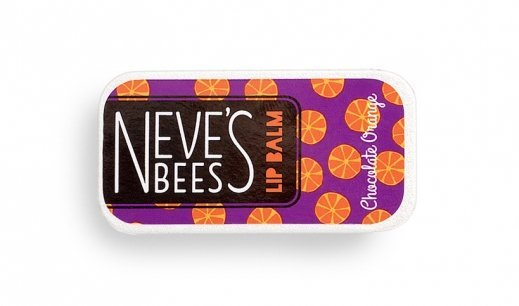 Neve's Bees Chocolate Orange Lip Balm