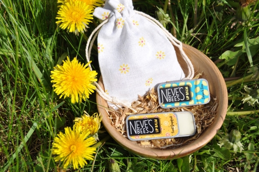 Neve's Bees Citrus Lovers' Gift Bag