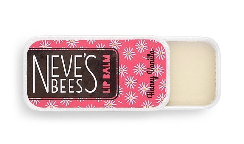 Neve's Bees Honey Vanilla Lip Balm