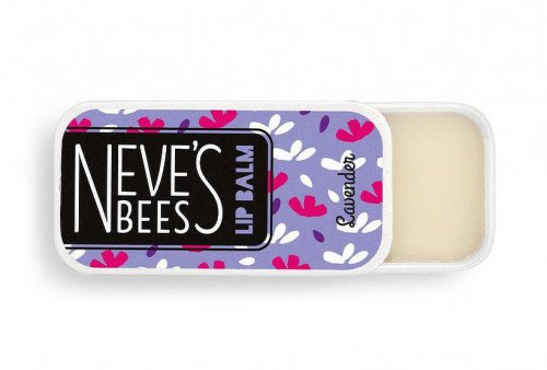 Neve's Bees Lavender Lip Balm - great for dry lips