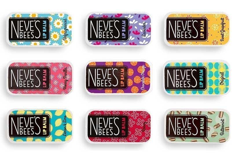 Neve's Bees Lip Balm Gift Assortment