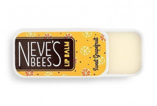 Neve's Bees Sweet Grapefruit Lip Balm - great for cracked lips