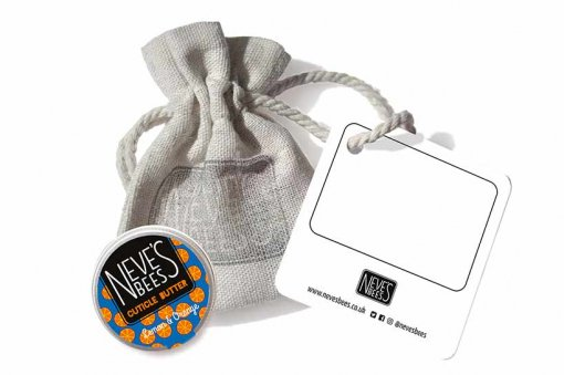Neve' Bees You Nailed It Gift Bag - Cuticle Butter